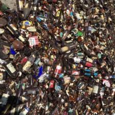 Стеклобой - вторсырьё для переработки